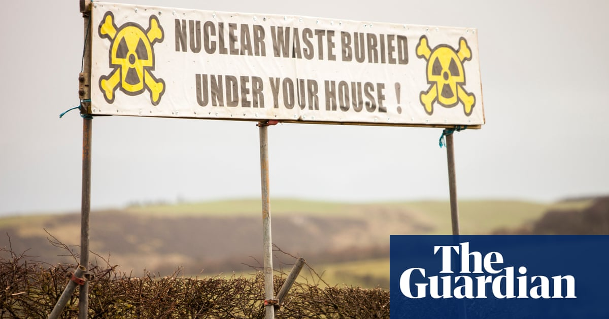 Nuclear storage plans for north of England stir up local opposition