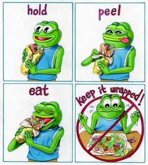 meme-friendly Pepe