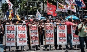 brazil austerity protests