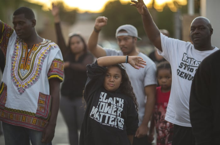 Police shot a pregnant California teen – but with no video