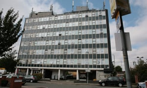 Newbury House in Ilford
