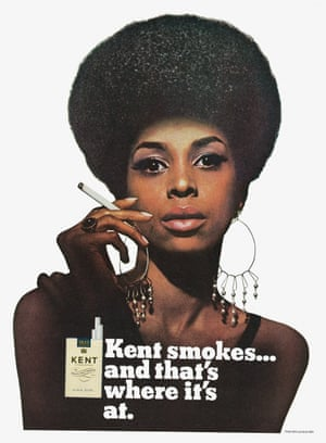 This 1970 ad was an attempt by Kent cigarettes to appeal to black consumers