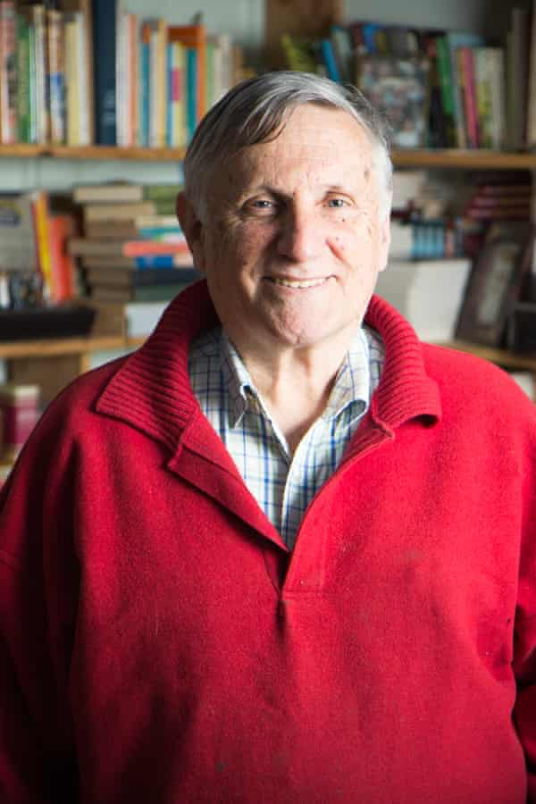 Australian author and educator John Marsden.