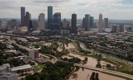 'The bayou's alive': ignoring it could kill Houston