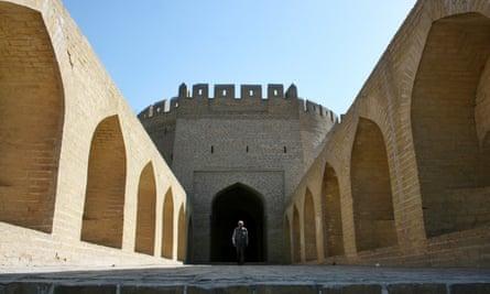 Gate, Baghdad.
