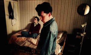 Still from Morrissey biopic England is Mine