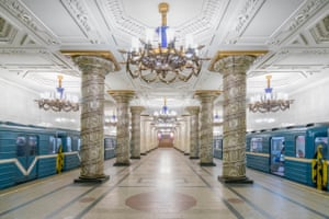 St Petersburg, Avtovo