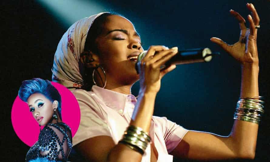 Doo what? Cardi B, Lauryn Hill.