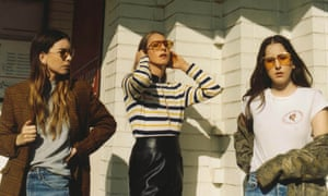 Haim: Something to Tell You review – California gleamin' by LA's