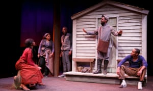 US production of Father Comes Home from the Wars (Parts 1, 2 & 3), by Suzan-Lori Parks, directed by Jo Bonney.