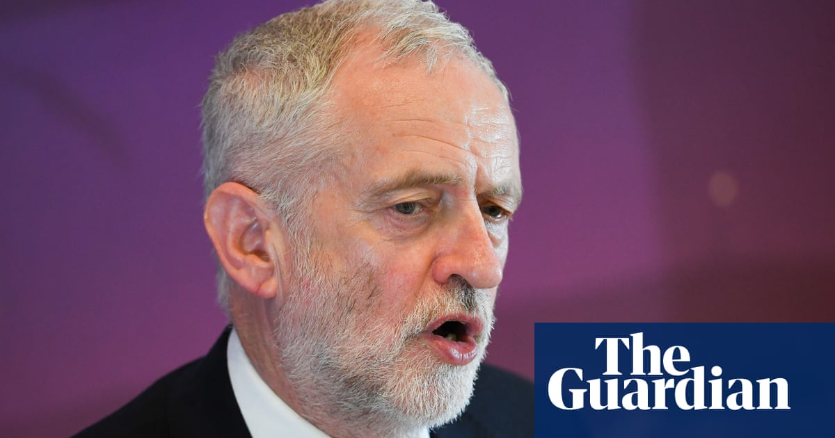 Corbyn Rejects Claims He Would Push For Unified Ireland As Pm