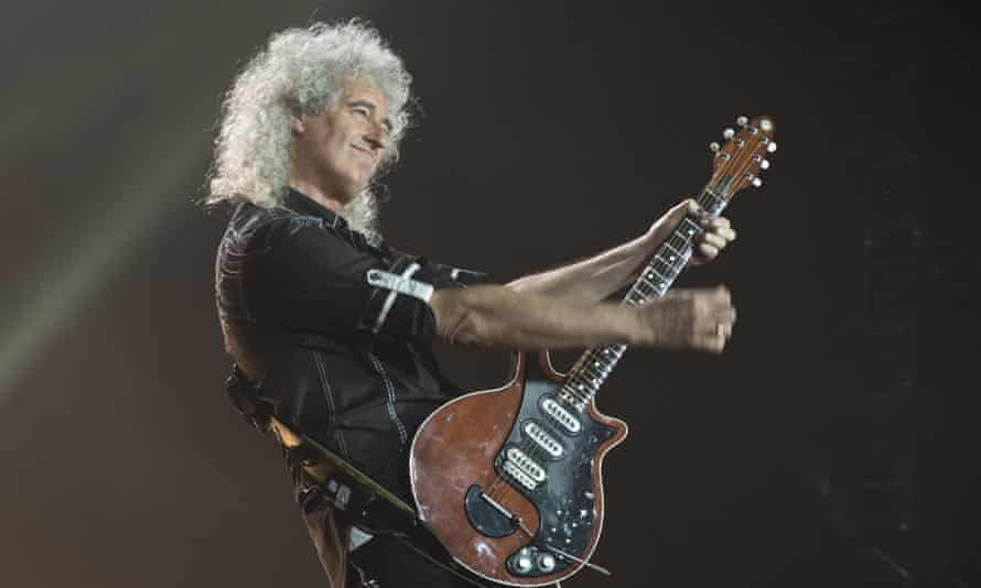 Brian May … 'Our music embodies our dreams and beliefs.'