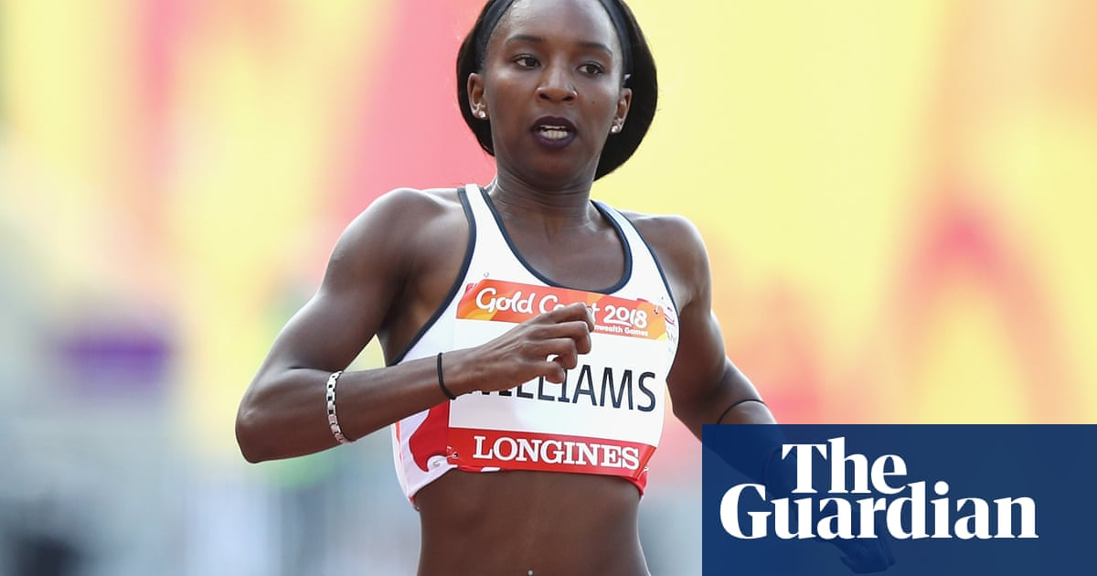 Met police apologise for handcuffing athlete Bianca Williams