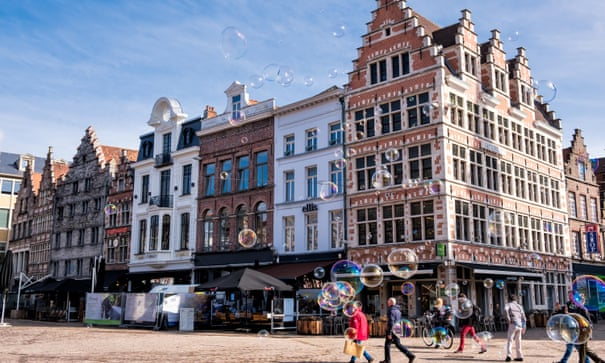 'The streets are more alive': Ghent readers on a car-free city centre | Environment | The Guardian