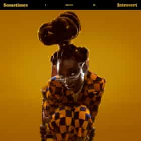 The cover of Little Simz's Sometimes I Might Be Introvert.