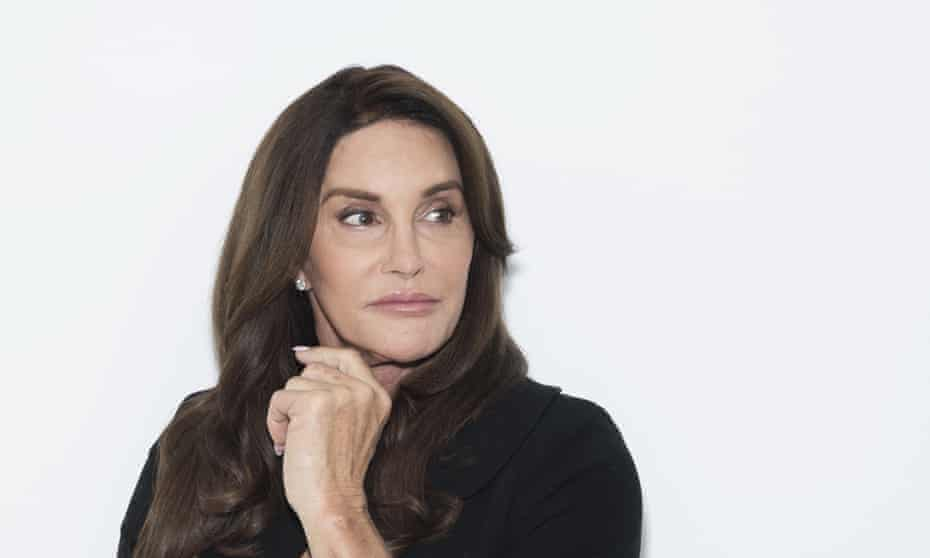 'I got more trouble for coming out as a Republican than I did for being trans' ... Caitlyn Jenner.