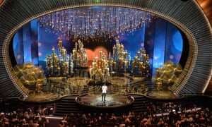 ABC revealed that 34.3 million Americans watched the 2016 Oscars, the lowest ratings in eight years