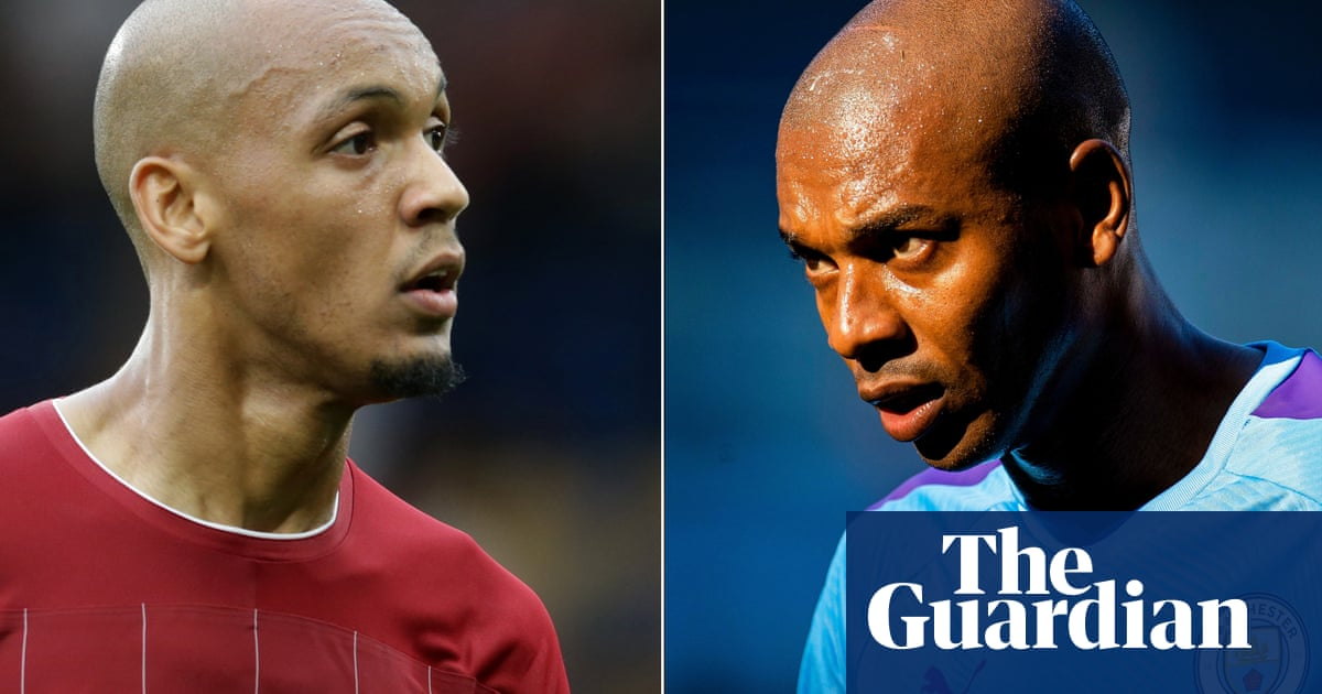 Ronaldinho's verdict on Liverpool and Manchester City's Brazilian players