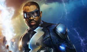 Cress Williams as the Black Lightning