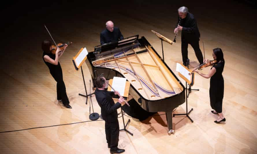 Distance/Intimacy - Daniel Barenboim and Emmanual Pahud's new music festival, now available online