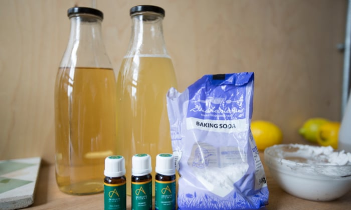 Bicarb, vinegar, lemon juice: how to clean your house – even the