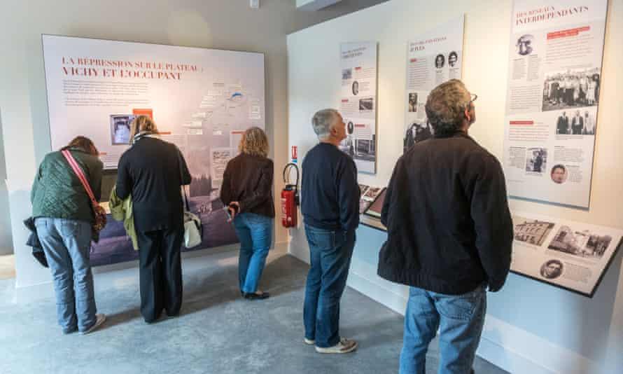 The Jewish Memorial Museum in Le Chambon sur Lignon