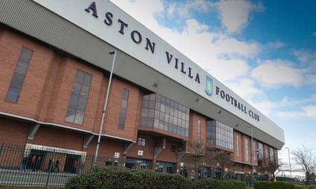 Aston Villa release accounts showing £81m loss for last financial year