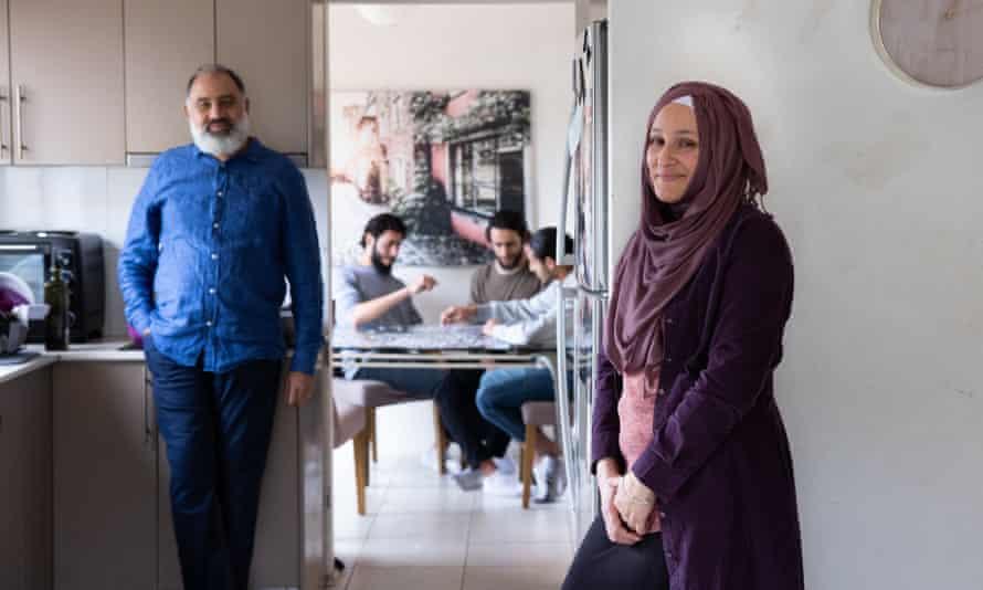Sharon Hussein spune că este important ca familia ei să simtă spiritul Eid săptămâna aceasta și să se conecteze cu cei dragi.