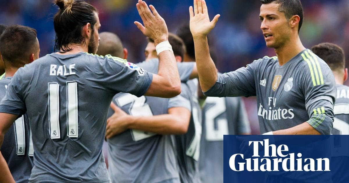 Cristiano Ronaldo Fires Five To Become Real Madrid S Record La Liga Scorer La Liga The Guardian