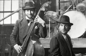 Chas and Dave on The Kenny Everett Show in 1981