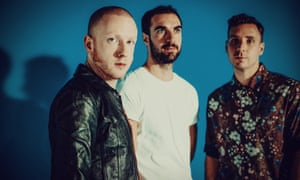 THIS BAND WON'T CHANGE YOUR LIFE … Two Door Cinema Club.