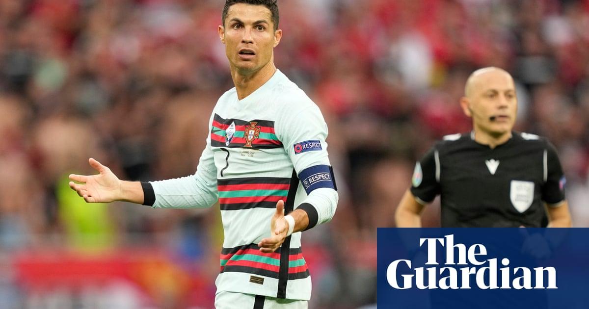 Cristiano Ronaldo snub wipes billions off Coca Cola's market value