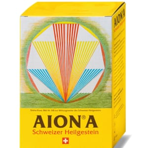 Aion, the healing powder discovered by Emma Kunz