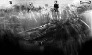 The Morgue, 2017, by Luis Henry Agudelo Can.