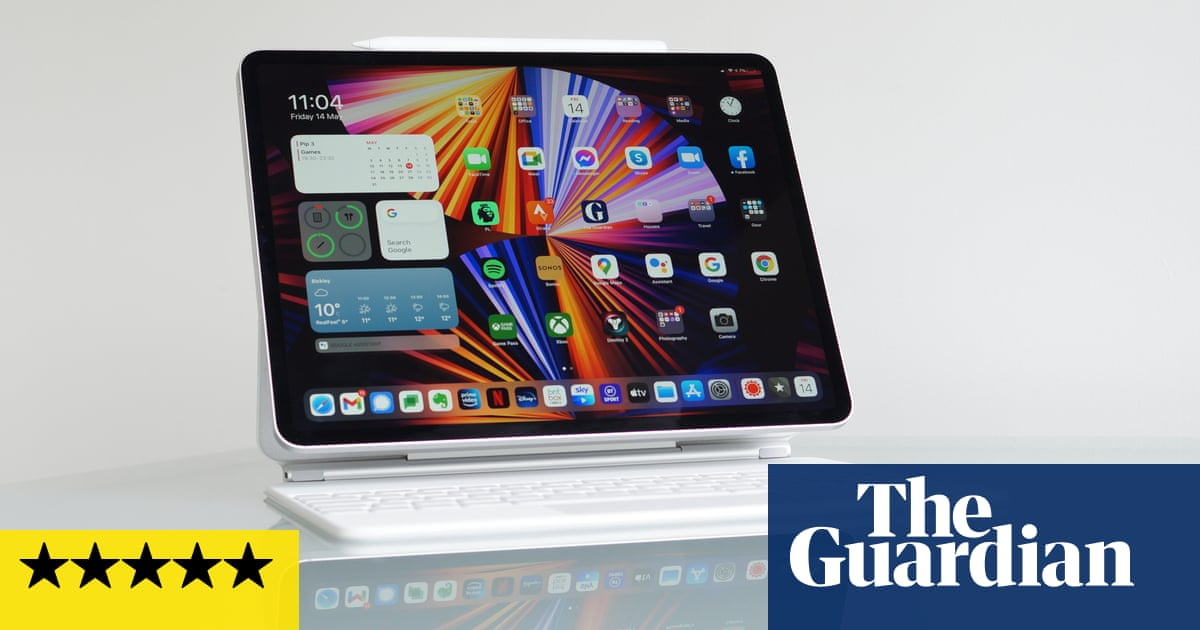 Apple iPad Pro M1 review: stunning screen and so much power