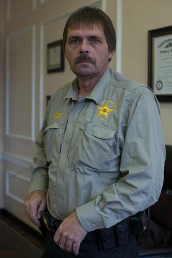 Sheriff Wendell 'Bug' Childerts.