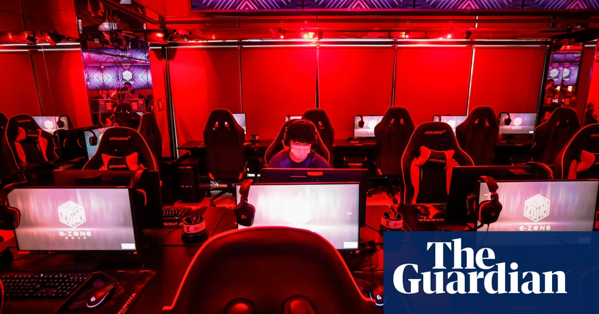 Playing video games doesn't lead to violent behaviour, study shows | Games | The Guardian thumbnail