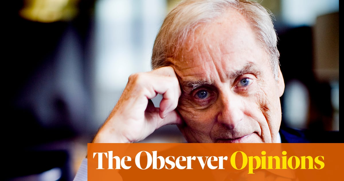 The Observer view on the formidable career and legacy of Sir Harold Evans | Observer editorial
