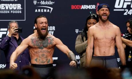 UFC 246: Conor McGregor v Donald Cerrone – live!