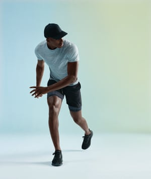 M&S has added menswear to its Goodmove activewear line, which features stretch, moisture wicking, and waterproof fabrics for maximum comfort and performance. From £15, marksandspencer.com