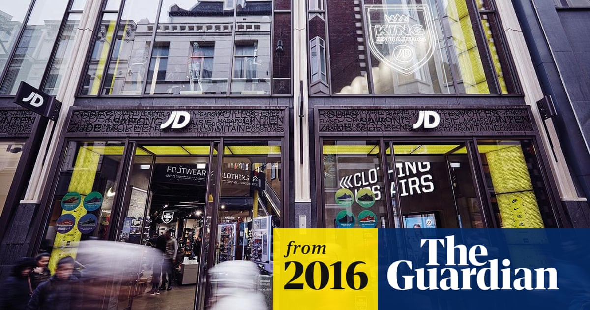 5606aba09642 JD Sports profits rise 45% as new stores open across Europe ...