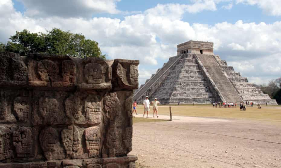 The Kukulkan pyramid has two more nested inside, archaeologists have discovered.