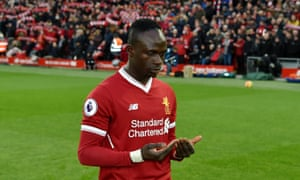 Sadio Mané watched Liverpool's 2005 Champions League final victory in his village.