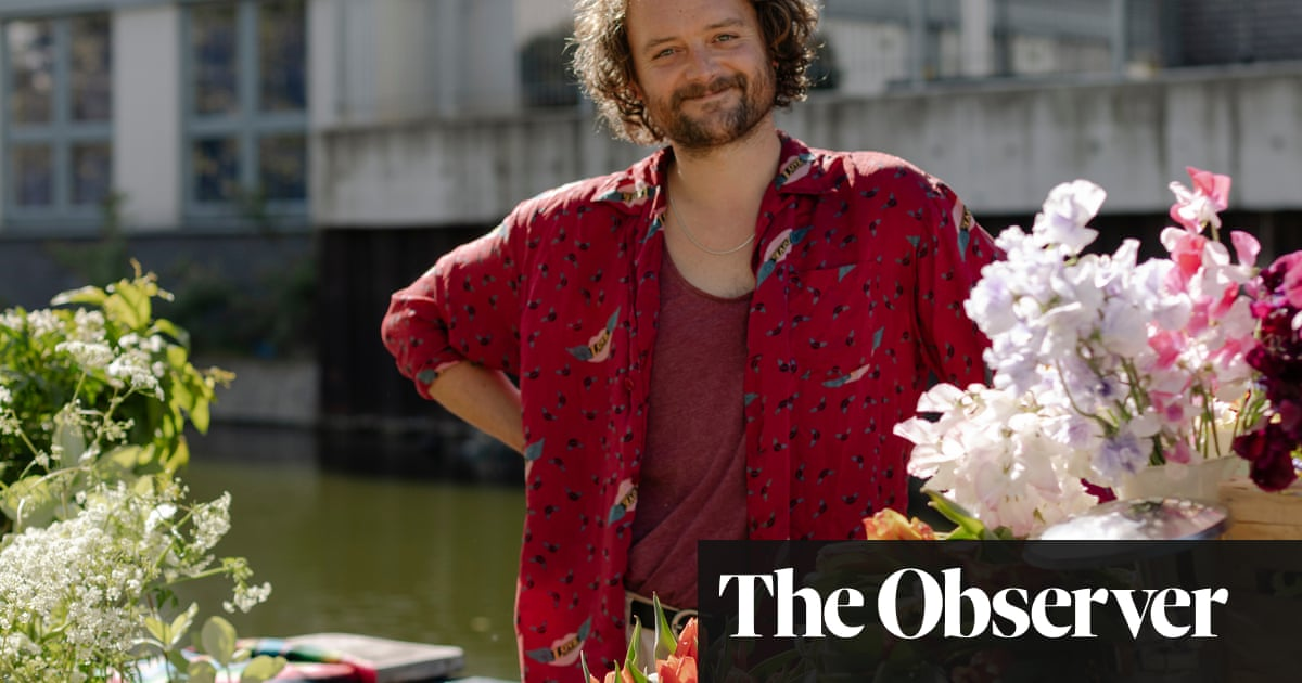 'It's all here on the water': how Britain's canals became home to bakers, blacksmiths and florists