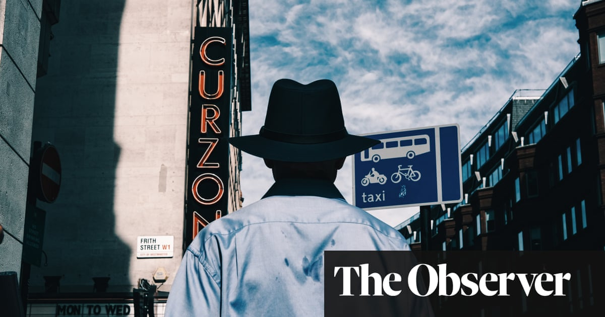 The big picture: out and about in carefree times