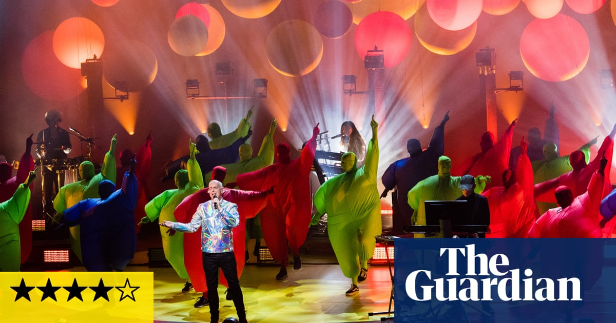 Pet Shop Boys review – bring on the dancing balloon people | Music