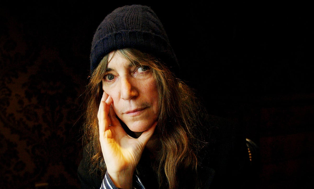Patti Smith: 'I'm not trying to change the world with ...