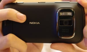 Nokia 808 PureView, 2012
