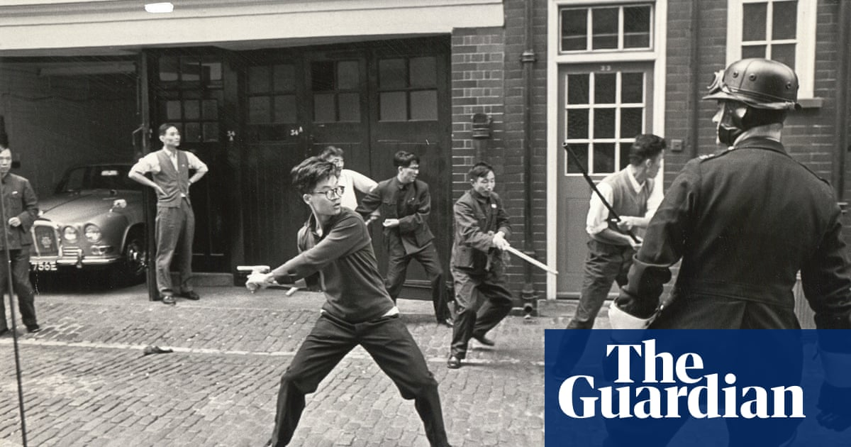 Striking images: the 20th century, as told by Guardian photographers – in pictures