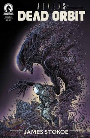 Alien: Dead Orbit by James Stokoe